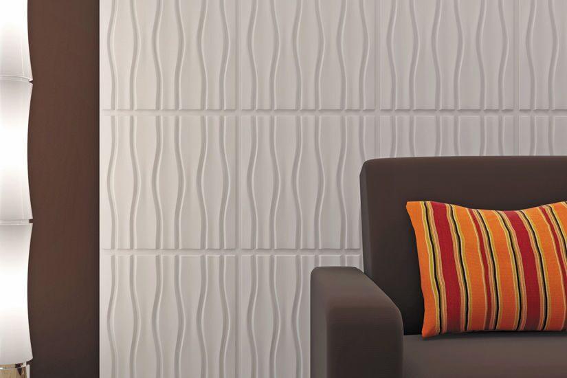 Бамбуковые панели для стен в интерьере фото